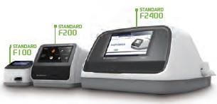 STANDARD F COVID-19 Ag FIA ( Cihazlı Antijen Testi )